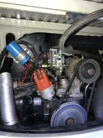 71 single cab no fuel filter in engine bay