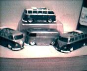 Matchbox custom buses
