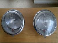 Bosch 1300 pre focus headlamps