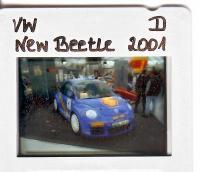 New Beetle 2001