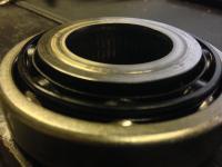 Stock Syncro 4th gear and mainshaft bearing
