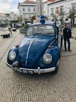 Portugal police car