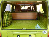 1978 Euro Spec Sage Green Helsinki Westfalia Campmobile