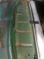 The Ghiapet window gasket install