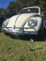 Drove some Bugs today