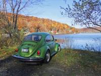 '77 Beetle to scenic Lake Waramaug, NW Connecticut