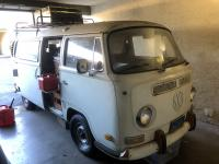 Cleaning out a 71 westy!