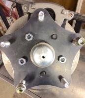 Disk brake kit