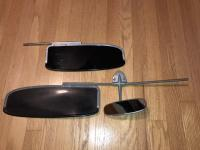 1959 Beetle sunvisor and thermostat