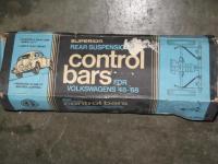 Compensator bars