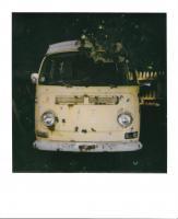 Bus Polaroid