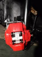 69 911E front brakes