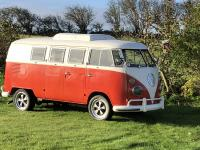 Westy so42 outside for some fresh air.