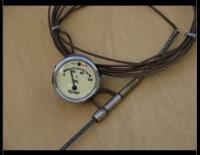 Motometer oil gauge