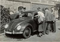 KdF Wagen photo