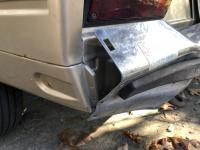 Rear Bumper Repair Or Replace?