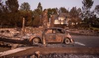 Camp Fire CA