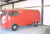 1957 Firetruck Panel