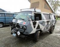 Winter camo 2WD
