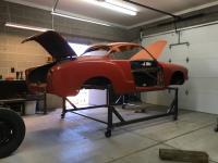 1967 Ghia restoration