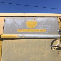 Bundespost Postal Yellow