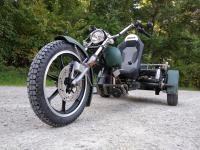 1976 Harley/VW Trike