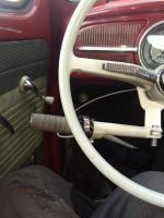 1964 VW Hand Controls