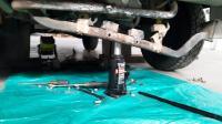 2.1 wbx engine mount R&R