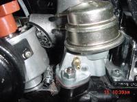 Boost sensitive pump