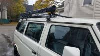 roof rack awning