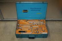 Hazet 2500 Suit Dealership Case Tool Box