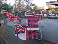 kids seat for lowback seats