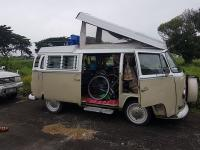VW Camper Road Race