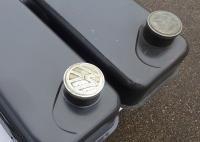 Fueltank different welding seams