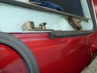 Squareback Rear Hatch Seal