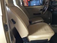 Seat wear