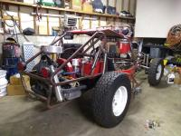 Chenowth 2RL goes back together