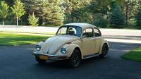 1974 vw beetle with enkei compe wheels