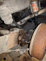 Re-Indexing Torsion Bars on a 77 Westy