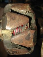Failed Motorola Alternator
