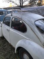Flat 4 beetle roof rack
