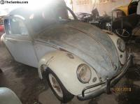 1960 bug - as found