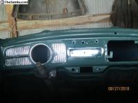 Dash with ceramic green
