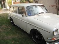 1966 Squareback L87 Pearl White