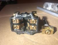 Emergency Flasher Switch
