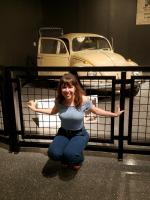 Ted Bundy's 1968 Beetle