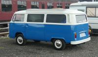VW Bay Window Camper