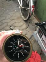 Baywindow vdo timer clock