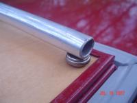 Subhatch prop rod