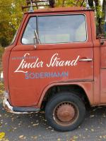 1972 Swedish Lindor Strand Single Cab